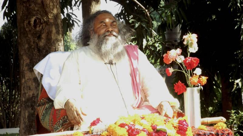 Pravchan at Ashram