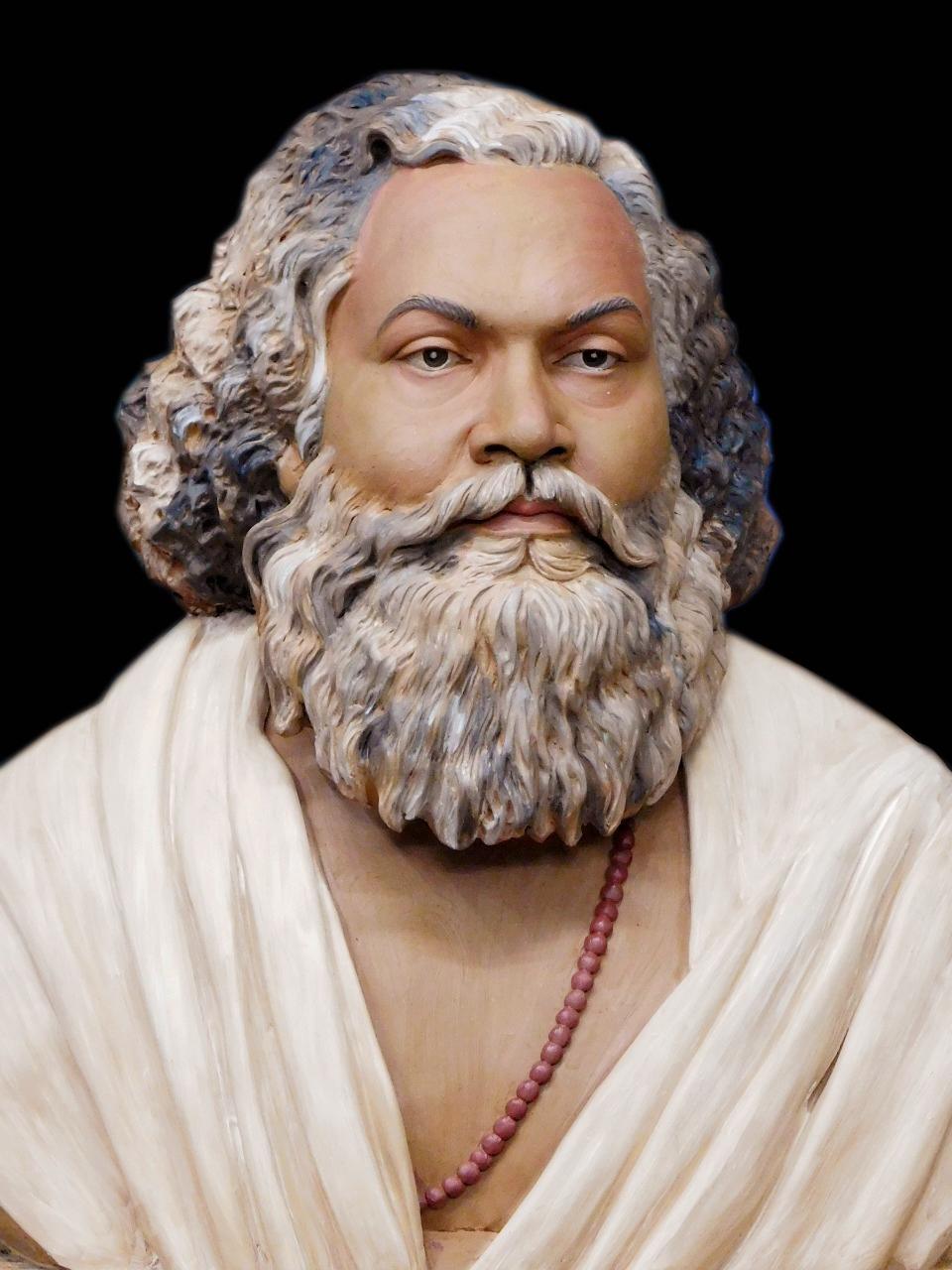 Maharaj ji statue image
