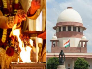 अन्य धर्मिय व्यक्ति के साथ विवाह करने से नहीं बदलता पत्नी का धर्म : सर्वोच्च न्यायालय