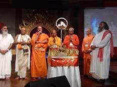 Inaugurating the WHS in Bali
